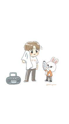 Lee Know Stray Kids, Felix Stray Kids, Animes Wallpapers, Cute Wallpapers, K Pop, Kids Zoo, Kids Fans, K Wallpaper, Kpop Drawings