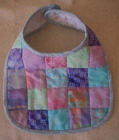 baby sewing tutorials | Baby Bibs Sewing Tutorial