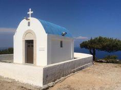 Geocache gevonden bij Agios Mamas op het uiterste puntje van Kos.