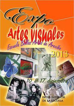 Expo Artes Visuales 2013 @ Escuela Bellas Artes, Arecibo #sondeaquipr #expoartesvisuales #escuelabellasartes #arecibo