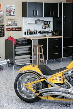 Garage Cabinets   Organized Spaces of Minot - Minot, ND