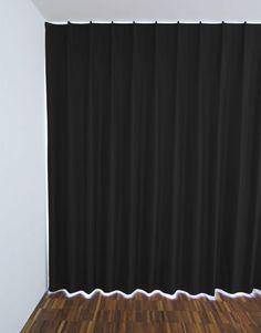 Blackout Hotelvorhang Zürich (nach Mass) in der Farbe schwarz. Bronze, Messing, Room Inspiration, Curtains, Beige, Shower, Home Decor, Fabric Patterns, Red