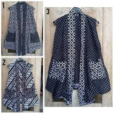 CP LINE Bebatikan Jogja (pakai ' - Top Kleidung Batik Blazer, Blouse Batik, Batik Dress, Kurta Designs, Outer Batik, Kurti With Jacket, Batik Couple, Batik Kebaya, Batik Pattern