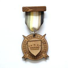 medal of love.