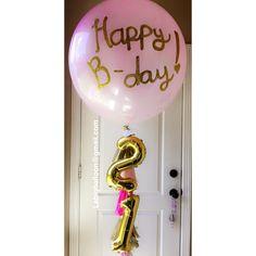 Big Balloons Rio Grande Valley. Lebigballoon@gmail.com
