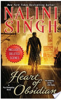 Rowena's review of Heart of Obsidian by Nalini Singh.