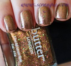 butter LONDON Scuppered (used 1x) - $7