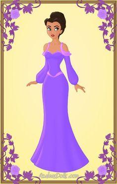 Jasmine's Mother by princessluver33 on deviantART