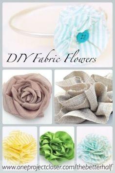 DIY Flowers