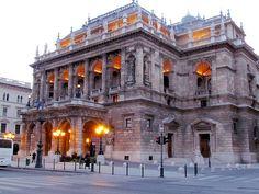 Operaház Ópera Nacional de Hungría Budapest.