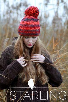 #fashion #beanie #women #style #wool