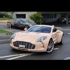 Sexy Aston One77