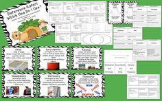 Reference Materials - such a great unit for your class!