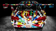 Gallery: BMW's Art Cars in London - BBC Top Gear