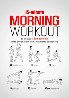 Morning Workout