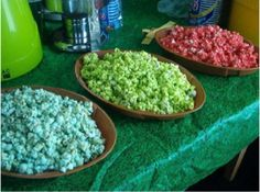 Kool-Aid Popcorn {Great for Parties, Football Games and more!}
