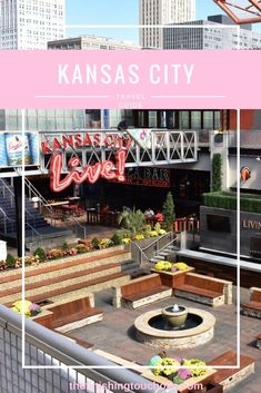 Kansas City Travel Guide - Things to do, places to eat, where to stay Travel Deals, Travel Guides, Travel Tips, Travel Destinations, Usa Travel, World Travel Guide, Kansas City Missouri, Hacks, Quebec City