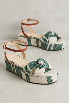 Castañer Angela Flatform Sandals, affiliate link