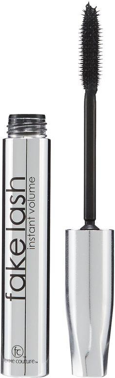 e53ef2e9960 Femme Couture Fake Lash Mascara contains a unique formula to lengthen,curl,  volumize, and separate lashes.