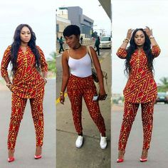 Ankara styles are the most beautiful pieces of clothing. Ankara Styles is one of the hottest African fashion you need to wear. We have many Women's African Fashion Style Outfits for you Perfe… African Fashion Designers, African Inspired Fashion, African Dresses For Women, African Print Dresses, African Print Fashion, Africa Fashion, African Attire, African Wear, African Fashion Dresses