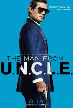 The Man from U.N.C.L.E. is a spy-fi action comedy film directed by Guy Ritchie and co-written by Lionel Wigram, based on the 1964 MGM television series of the same name created by Sam Rolfe. The film stars Henry Cavill, Armie Hammer, Elizabeth Debicki, Alicia Vikander, and Hugh Grant. The film will be released on August 14, 2015. Set against the backdrop of the early 1960s period of the Cold War, The Man from U.N.C.L.E. centers on U.N.C.L.E. agents Napoleon Solo and Illya Kuryakin. The…