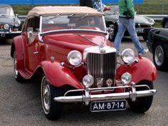 1953 - MG TD -2