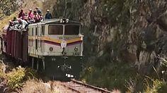 Ecuador's Devil's Nose Train Is Breathtaking! | Train Fanatics Videos