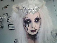 Iva Insane winter queen Goth version