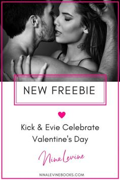 Kick & Evie (from my biker book Relent) celebrate Valentine's Day in this free extra. If you love biker books romances check this out. Alpha Male, Romances, Romance Novels, Evie, Book Series, Bad Boys, Authors, Biker, Kicks