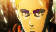 His eyebrows are out of this world (SNK)