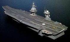 Russia's USC Plans to Begin Aircraft Carrier Production in 2019