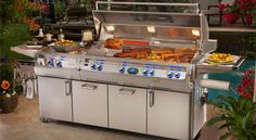 Fire Magic Echelon E1060 Gas Grill, $14,000