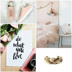 Do what you love... Lovely pink inspiration #handmade #fabric #bracelet #etsy #recycleyourtshirt #inspiredbycolor #moodboard http://etsy.me/2adeqqv