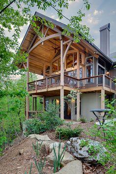 Thomas Lawton Architect, Black Mountain, NC.