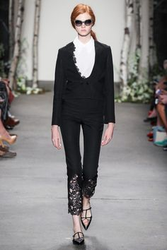 Honor Spring 2014 Ready-to-Wear Collection Slideshow on Style.com