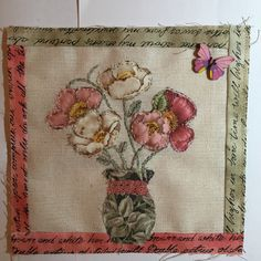 Quilt Design, Quilting Designs, Sewing Appliques, Quilted Wall Hangings, Mug Rugs, Art Pictures, Thrift, Fiber Art, Creative Ideas