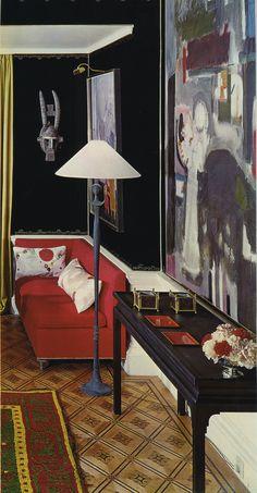 Posh Perfection Chez Cecil Beaton a Londres