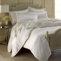 Empress Silk Comforter - Spring Weight - Queen by Empress Silk. Save 26 Off!. $276.00. 100% Silk floss Filled and Silk shell Comforter. Available in All seasons and Winter weight. Warm and extremely soft. Mulberry silk comforter with ring stitch pattern. Oversize available as well as regular sizes. Woven of the finest 100% long-yarn silk and filled with pure hand layered silk floss, Empress Silk comforters combine exceptional comfort with unparalleled quality. The hand-layered silk fl...