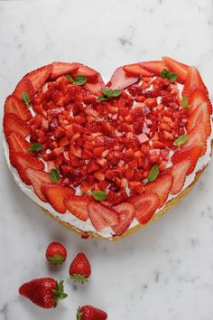 A La Prova del cuoco: Poke cake alle fragole