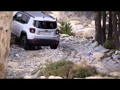 The Jeep Renegade Trailhawk for Off-Road Capability | Video