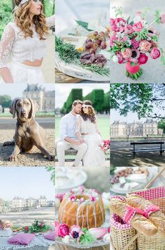 Bohemian Wedding in Paris Snapshot | Images by Anaïs Stoelen Photography | Penned by Christina Sarah Photography
