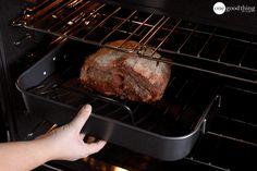 How To Make Incredible Prime Rib That Is Virtually Foolproof - Cooking prime rib roast - Pot Roast Brisket, Beef Tenderloin Roast, Pork Roast, Foolproof Prime Rib Recipe, Cooking Prime Rib Roast, Cooking Ribs, Rib Recipes, Cooking Recipes, Game Recipes