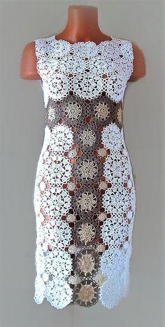 69 Ideas For Black Lace Dress Short Wedding Crochet Summer Dresses, Crochet Lace Dress, Crochet Blouse, Neutral Bridesmaid Dresses, Modest Wedding Dresses, Nice Dresses, Short Lace Dress, Short Dresses, White Cocktail Dress