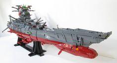 Lego Space Battleship Yamato - Imgur