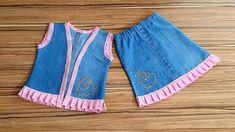 Baby Frock Pattern, Baby Dress Patterns, Baby Frocks Designs, Kids Frocks Design, Baby Girl Dresses Fancy, Tailoring Classes, Kids Blouse Designs, Frock Design, Diy Dress