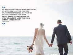 sweet wedding vows from real couples