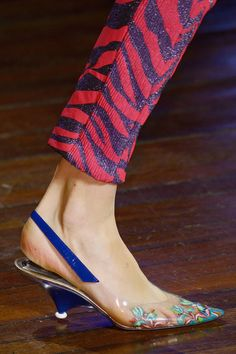 Kenzo, Fall 2016 - You Have to See These Fall '16 Runway Shoes - Photos