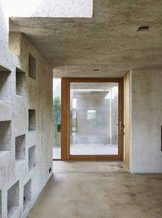 House Ma Wespi De Meuron Romeo Architects