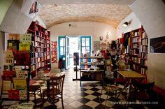 Libreria+caffé Giufà, Roma