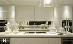 Residential projects by Kelly Hoppen in UK